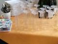 4. Urodziny Suwalskiego Klubu Seniora urodzinowy szampan 21.02.2020 r., fot. Zofia Jakubowska