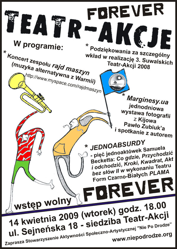 teatr-akcje-forever-plakat-2009-kolor-maly