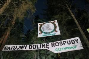 Obóz w obronie Rospudy