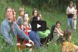 Spektakl-wędrówka Missa Pagana