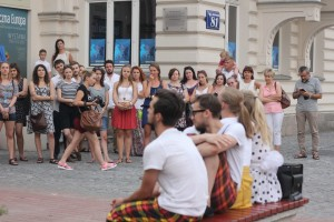 10. Suwalskie Teatr-Akcje 2015 – festiwal poruszeń