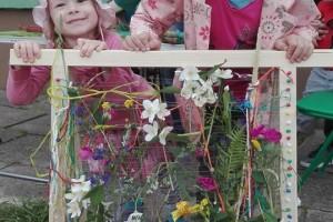 Eko-warsztaty land art, recycle art i tworzenia kosmetyków naturalnych