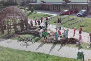 Wierzbowa Kopuła – ekologiczno-artystyczna rezydencja Jacka Gądka