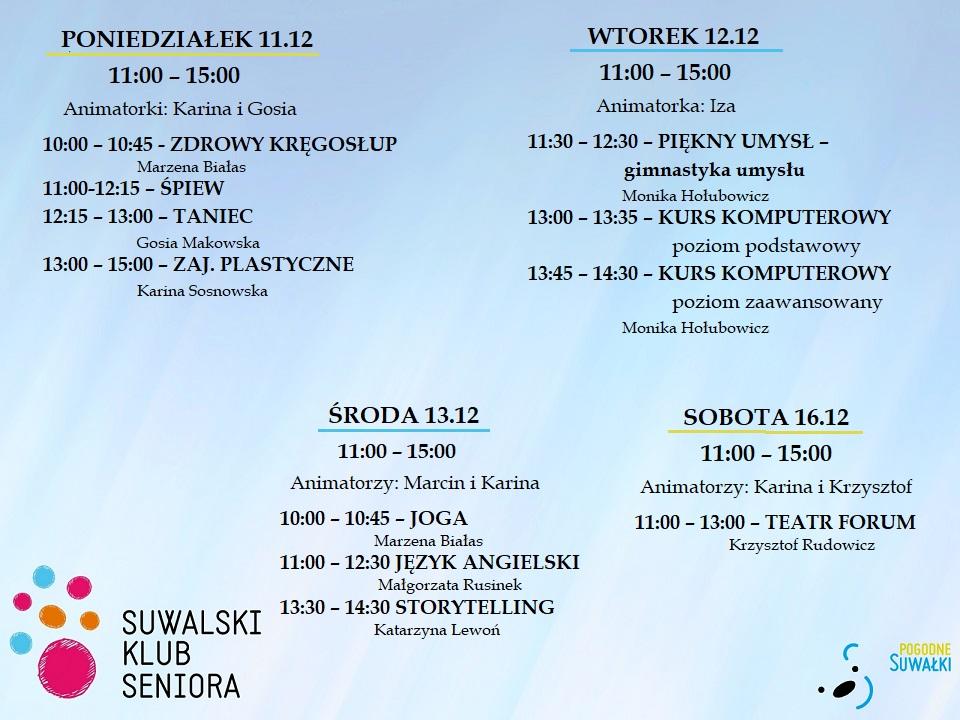 GRAFIK 11.12 - 16.12