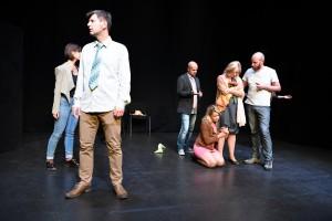 """Teatr Forum """"Spóźnieni kochankowie – każdemu wolno kochać"""""""