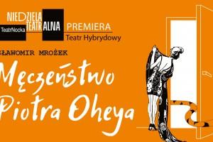 """Aktorzy z """"Nie Po Drodze"""" zagrają Mrożka na TeatrNocce w SOKu"""