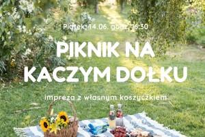 Piknik na Kaczym Dołku na zakończenie sezonu w Suwalskim Klubie Seniora