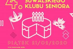 4. urodziny Suwalskiego Klubu Seniora