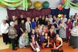 Galeria zdjęć z 4. Urodzin Suwalskiego Klubu Seniora