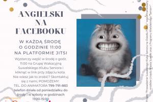 Angielski dla seniorów on-line