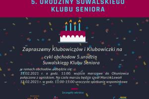 5. Urodziny Suwalskiego Klubu Seniora