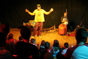 Festiwal Sztuki dla Najnajmłodszych 2011