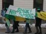 Manifestacja w obronie doliny Rospudy